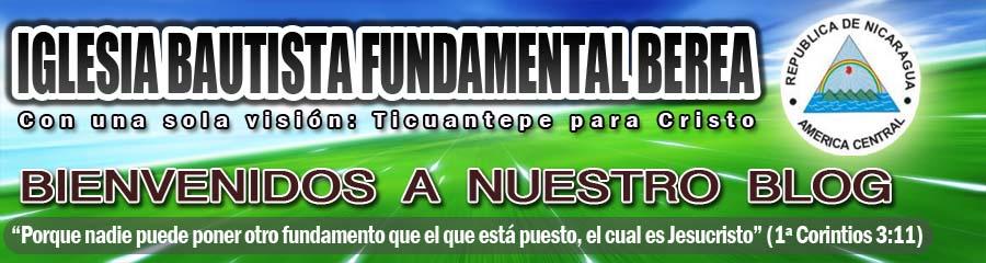 Iglesia Bautista Fundamental Berea