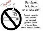Não Fume! na minha sala!