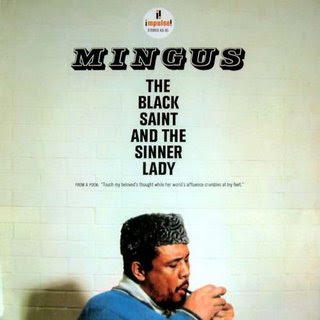 Charles Mingus - The Black Saint And The Sinner Lady [1963]