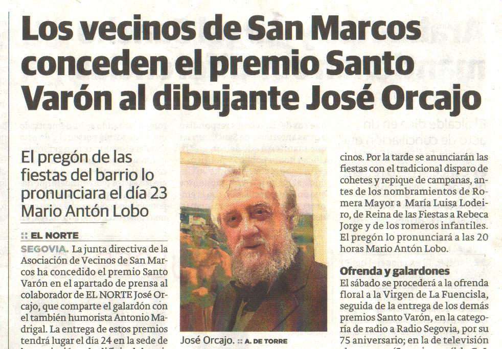 Orcajohumor Santos Varones