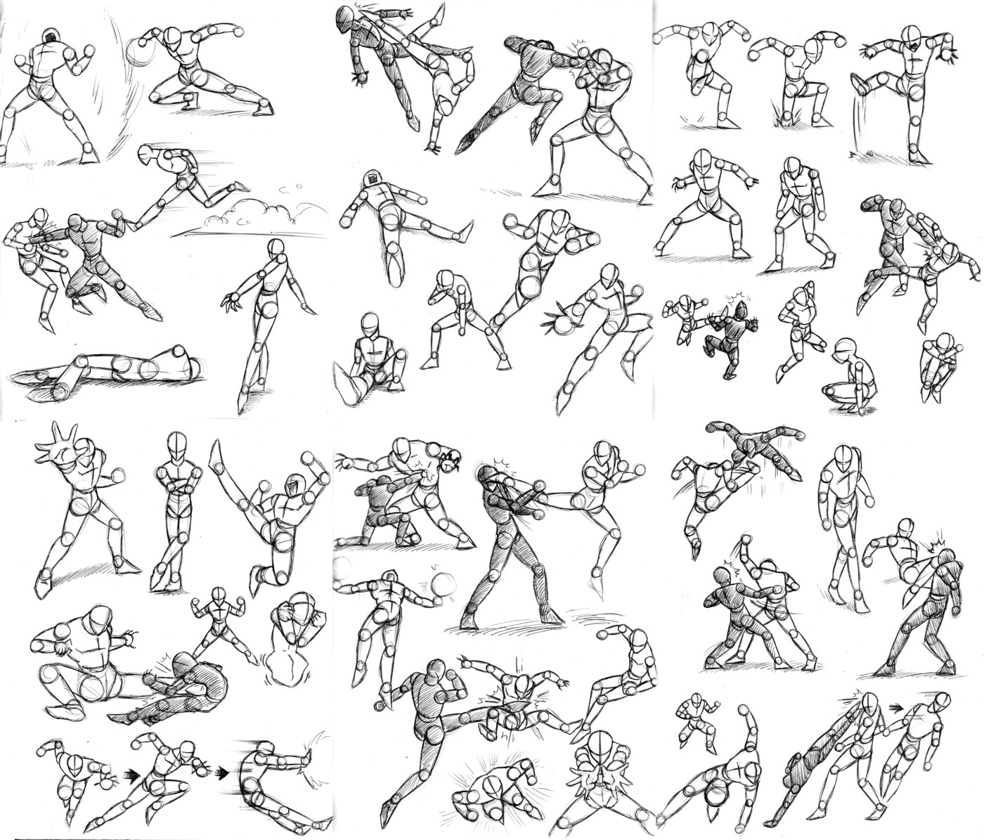 Figure Reference On Pinterest Pose Reference Action