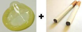 Презервативы с никотином