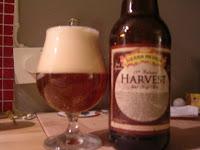 Äntligen i magen: Sierra Nevada Harvest 09