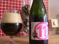 BFM Cuvée du 11èmeoch ännu en stundande ölprovning med öl #200