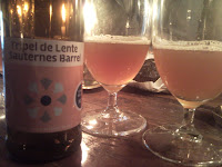 Provning av 3 öl från Nörrebros Limited Release