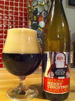 Sverige vs USA - Sigtuna Merry Christmas vs Anchor Our Special Ale 2010