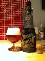 Årets sista öl - Weihenstephaner / Samuel Adams Infinium