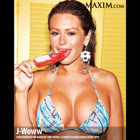 jwoww no belly buttonJwoww No Belly Button