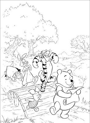 Urso Ursinho Poof Pooh Puf Puff Tigrão