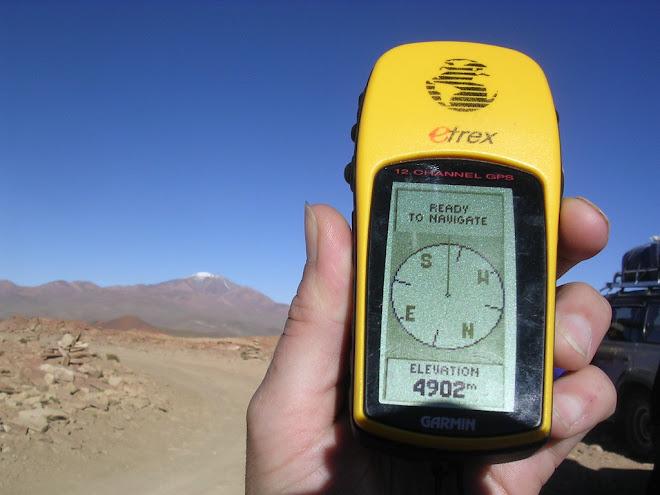 A 4900m au Salar
