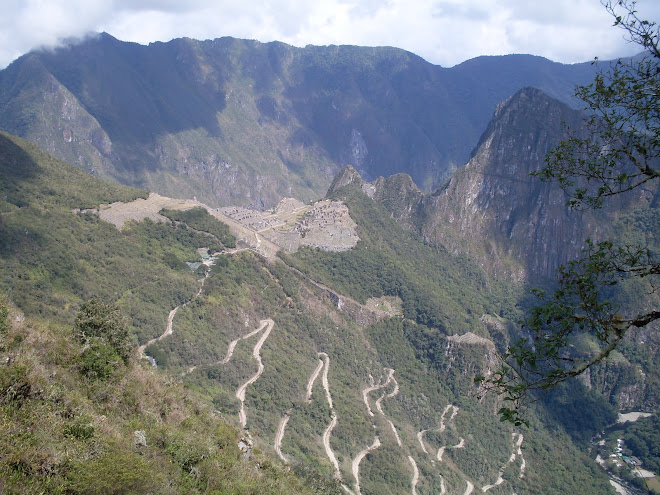 Machu Picchu de l'Inti Punku