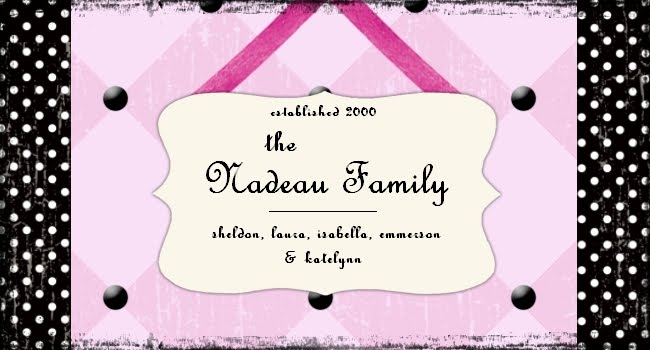 the Nadeau Family
