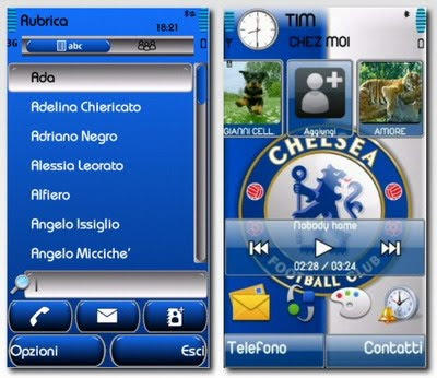 Themes: Chelsea FC by FranzLeo47