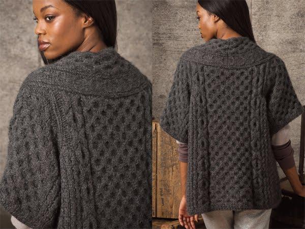 Samurai Knitter Vogue Knitting Early Fall 2010