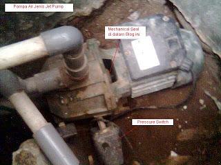 Cara memperbaiki Pompa Air dengan berbagai kerusakan