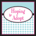 Our adoption blog!