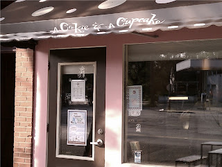 Cookie And A Cupcake Storefront