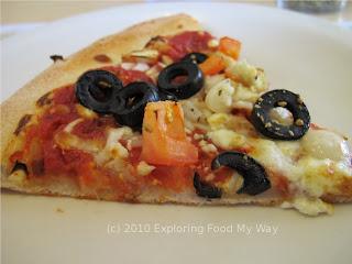 Single Pizza Slice