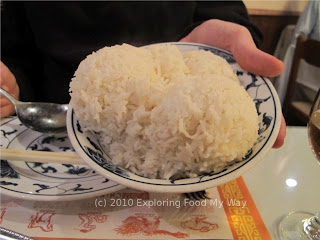 Bowl of Steamed Rice