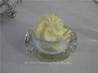 Ramekin of Softened Butter