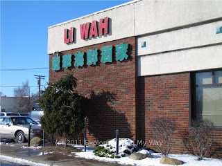 Exterior to Marketplace Housing Li Wah in Cleveland, Ohio
