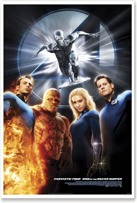 Los 4 Fantásticos y Silver Surfer cine online gratis