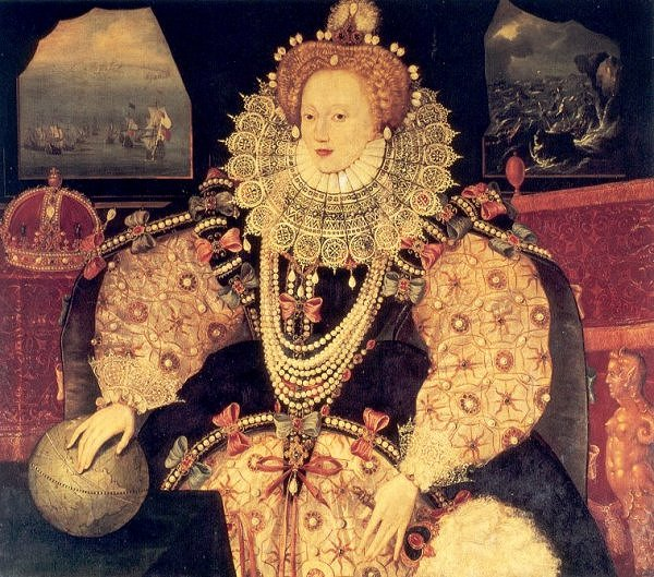queen elizabeth first portraits. queen elizabeth i portrait.