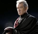 Sir Ian McKellen..