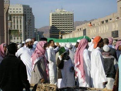 52 Jamaah Wafat di Tanah Suci