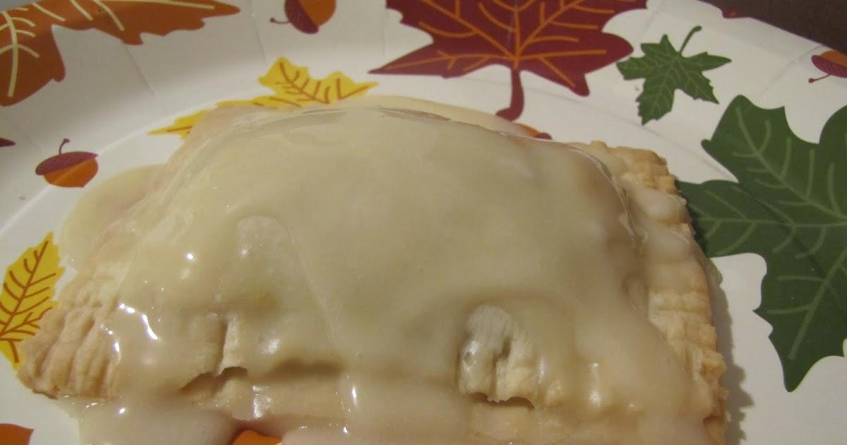 Adventures in Food: Pumpkin Pie Poptarts with Maple Glaze