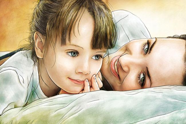 Mãe e Filha ''Vínculos que prendem ''