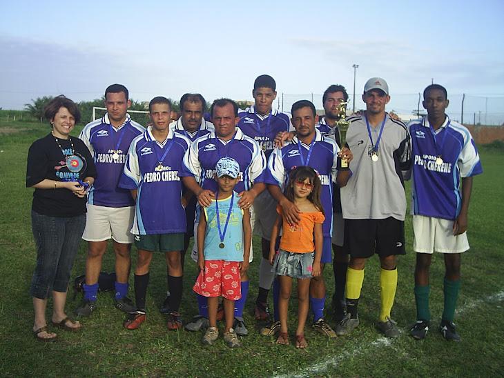 2ºTorneio de Futebol Society P.I.B.São Francisco de Itabapoana-RJ - 2006