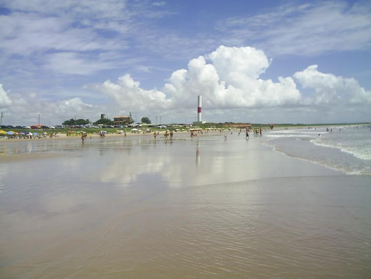 Praia de Lagoa Doce, São Francisco de Itabapoana-RJ
