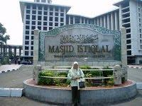 masjid  istiqlal,jakarta