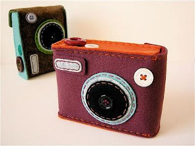 Оригинальный чехол для цифровой фотокамеры, вариант 4