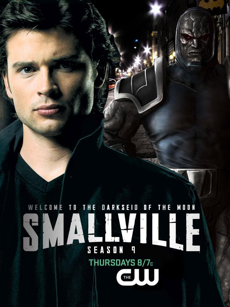 Seriado Smallville 9ª Temporada DVDRip RMVB Dublado