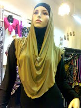 Tudung Mini Glam