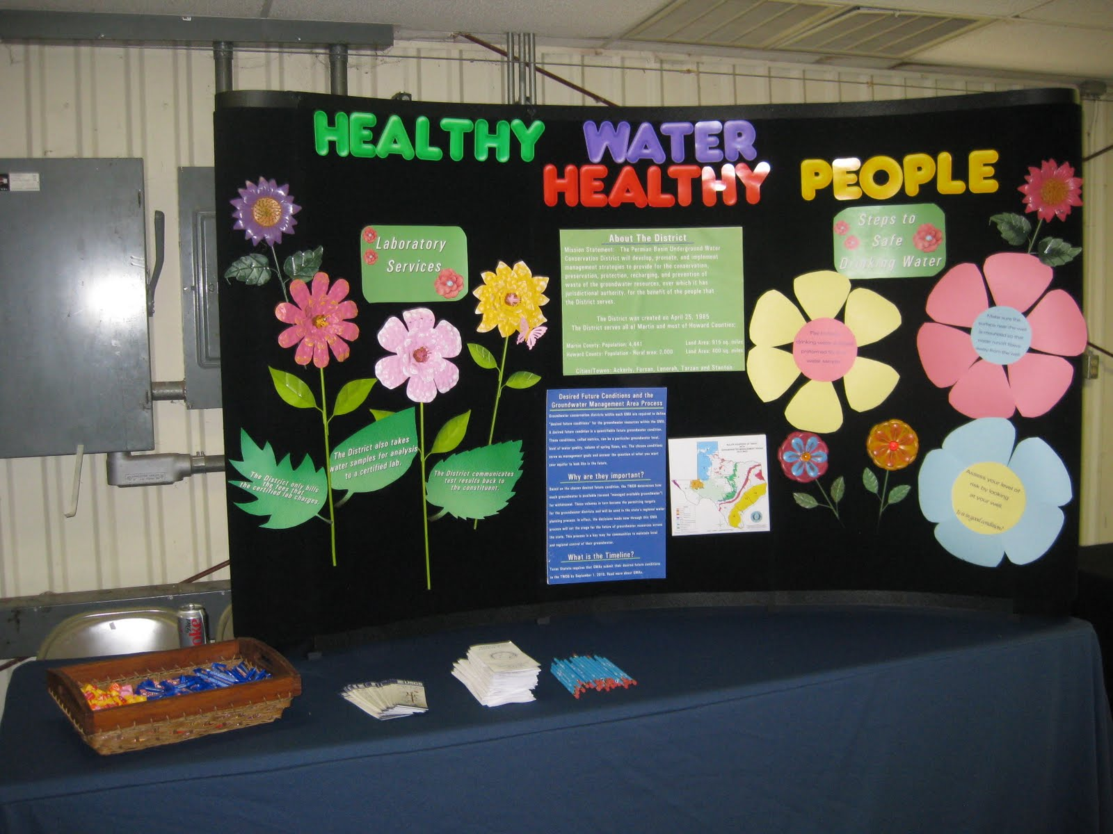Saving H20 Martin County Health Fair
