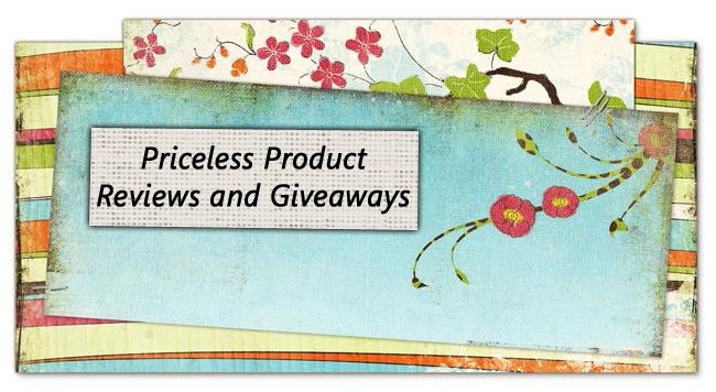 Priceless Product Reviews and Giveaways