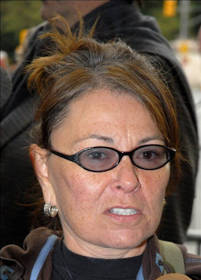Roseanne Barr: Put Bankers In Re Education Camps rosannedouche