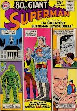 Superman 80 gigantes paginas #11.