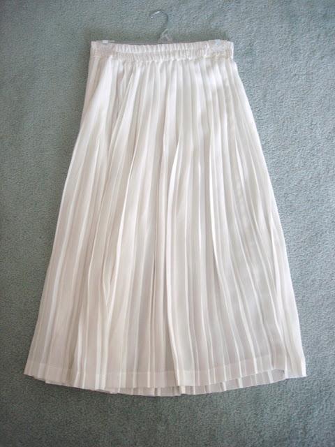 Сшить платье своими руками из юбки