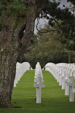 Graves, Omaha Beach, France