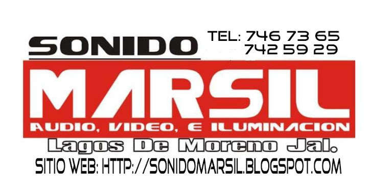 SONIDO MARSIL