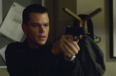 bourne with a gun