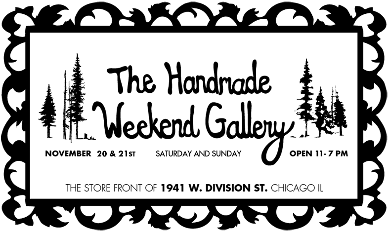 The Handmade Weekend Gallery