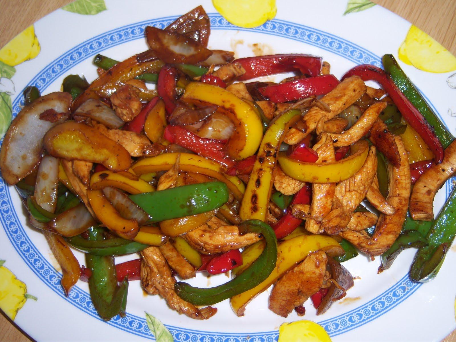 La cocina de las pinuinas salteado de verduras oriental - Comodas orientales ...