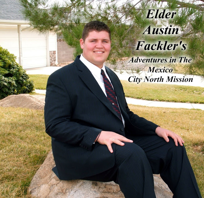 Elder Fackler's Adventure In Mexico