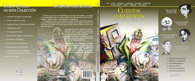 """Ilustracion para """"cuentos fantasticos"""""""