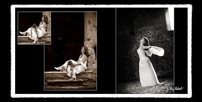 portrait du mariage